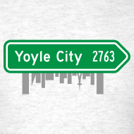Design ~ Yoyle City Sign