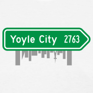 Design ~ Yoyle City Sign