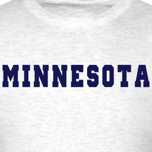 Minnesota College T-Shirts - Men's T-Shirt