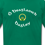 Design ~ Bagley Family Claddagh Tee for Men
