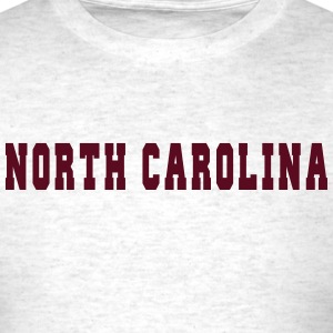 North Carolina College T-Shirts - Men's T-Shirt