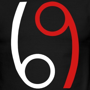 SIXTY-NINE T-Shirts - Men's Ringer T-Shirt
