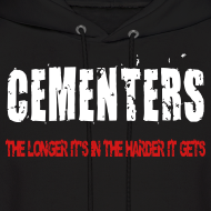Design ~ Cementers - Longer It's In
