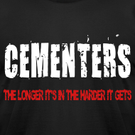 Design ~ Cementers - The longer it's in