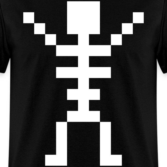 Happy Skeleton - Men Shirt