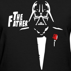 Darth Vader the Father Women's T-Shirts - Women's T-Shirt