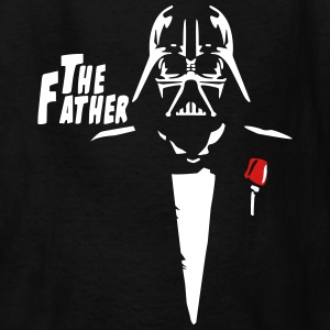 Darth Vader the Father Kids' Shirts - Kids' T-Shirt