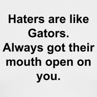 Design ~ Haters & Gators