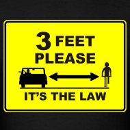 Design ~ 3 Feet Please