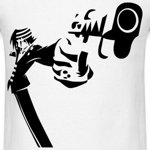Gun Point T-Shirts - Men's T-Shirt