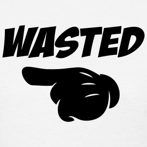 wasted - Women's T-Shirt