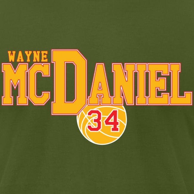 "Wayne McDaniel ""Ball"""