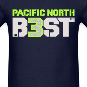 "VICTRS ""Pacific North Best"" Shirt - Men's T-Shirt"