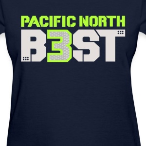 VICTRS Women's Pacific North Best Shirt - Women's T-Shirt