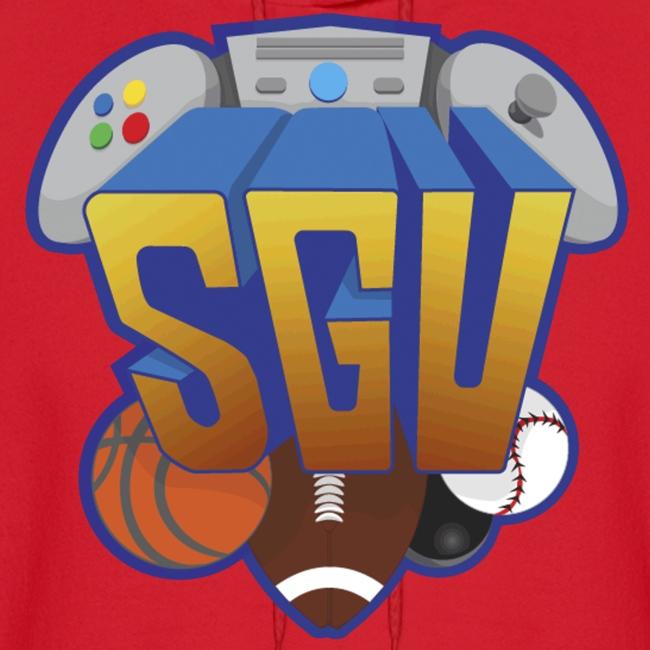 SGU New Logo Hoodie