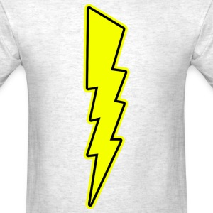 Bolt - Lightning - Shock - Electric T-Shirts - Men's T-Shirt