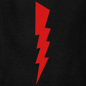 Bolt - Lightning - Shock - Electric Kids' Shirts - Kids' T-Shirt
