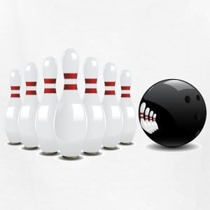 Bowling - Sports - Athlete - League Team Kids' Shirts - Kids' T-Shirt