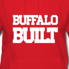 Buffalo Built Hoodies