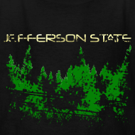 Design ~ Kid's Jefferson State T-Shirt (distressed)