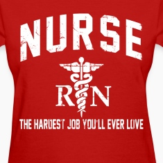 nurse the hardest job