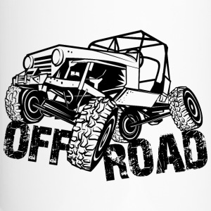 Off-Road 4x4 Jeep - Travel Mug