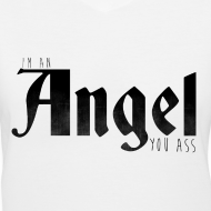 Design ~ Supernatural T-Shirts: Castiel