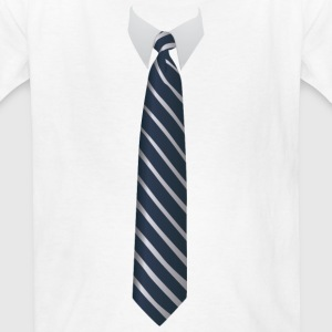 Neck Tie Kids' Shirts - Kids' T-Shirt