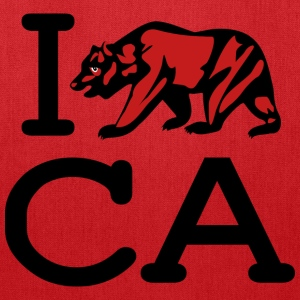 California Bear Bags & backpacks - Tote Bag