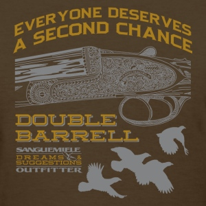 double_barrel_double_chance Women's T-Shirts - Women's T-Shirt