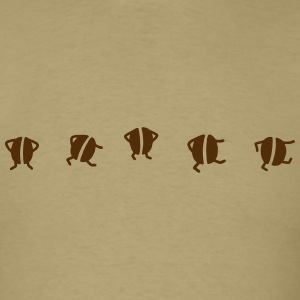 Coffee beans T-Shirts - Men's T-Shirt