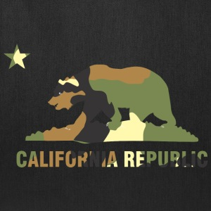 CALIFORNIA REPUBLIC Bear Camoflage Bags & backpacks - Tote Bag