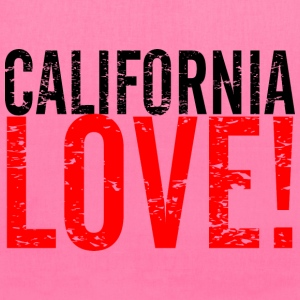 CALIFORNIA LOVE! Bags & backpacks - Tote Bag