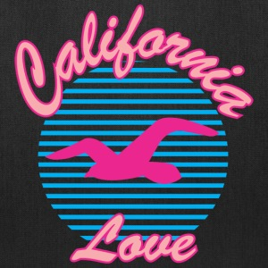 California LOVE Bird Bags & backpacks - Tote Bag