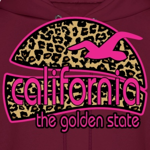 California The Golden State Hoodies - Men's Hoodie