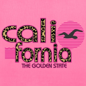 California Cheetah The Golden State Bags & backpacks - Tote Bag
