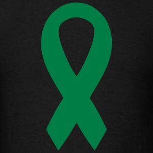 Green Awareness Ribbon T-Shirts - Men's T-Shirt