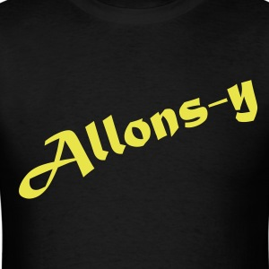 allonsy T-Shirts - Men's T-Shirt