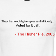 Design ~ Official Higher Pie Ben Franklin Shirt (Editable!)