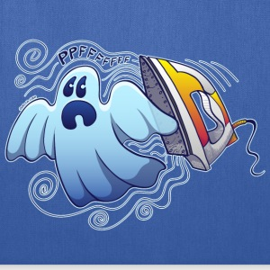 Ghost Ironing Nightmare Bags & backpacks - Tote Bag