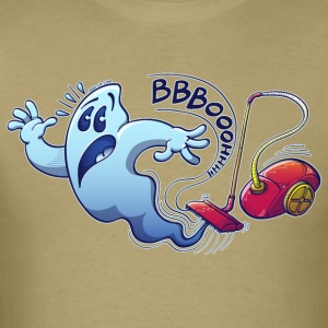 Ghost Vacuum Cleaner Nightmare T-Shirts - Men's T-Shirt