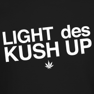 Design ~ Light des KUSH UP - Crewneck