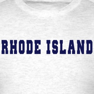 Rhode Island College T-Shirts - Men's T-Shirt