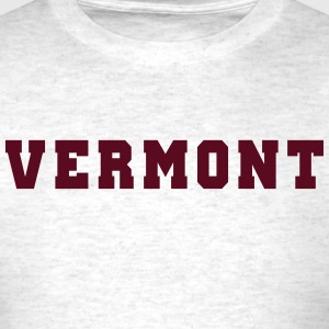 Vermont College T-Shirts - Men's T-Shirt