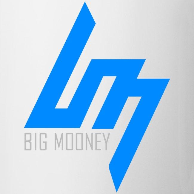 BM logo mug