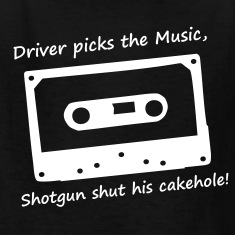 driverpicksthemusic Kids' Shirts