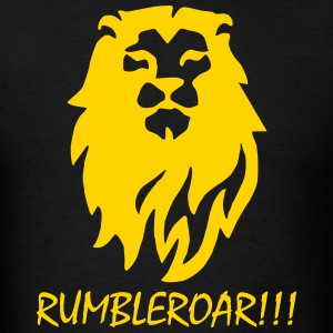 rumbleroar T-Shirts - Men's T-Shirt