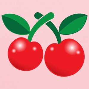 RED cherries rockabilly so cute! Sweatshirts - Kids' Hoodie