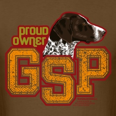 gsp_proud_owner T-Shirts
