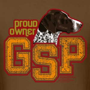 gsp_proud_owner T-Shirts - Men's T-Shirt
